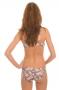 Queen - Straps - Tan Through Bikini