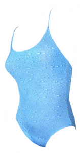 Raindrops - Tan Through - Swimsuit