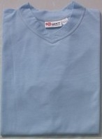 Men's Heaven Blue Tan Through T-Shirt