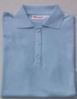 Heaven Blue Polo Shirt