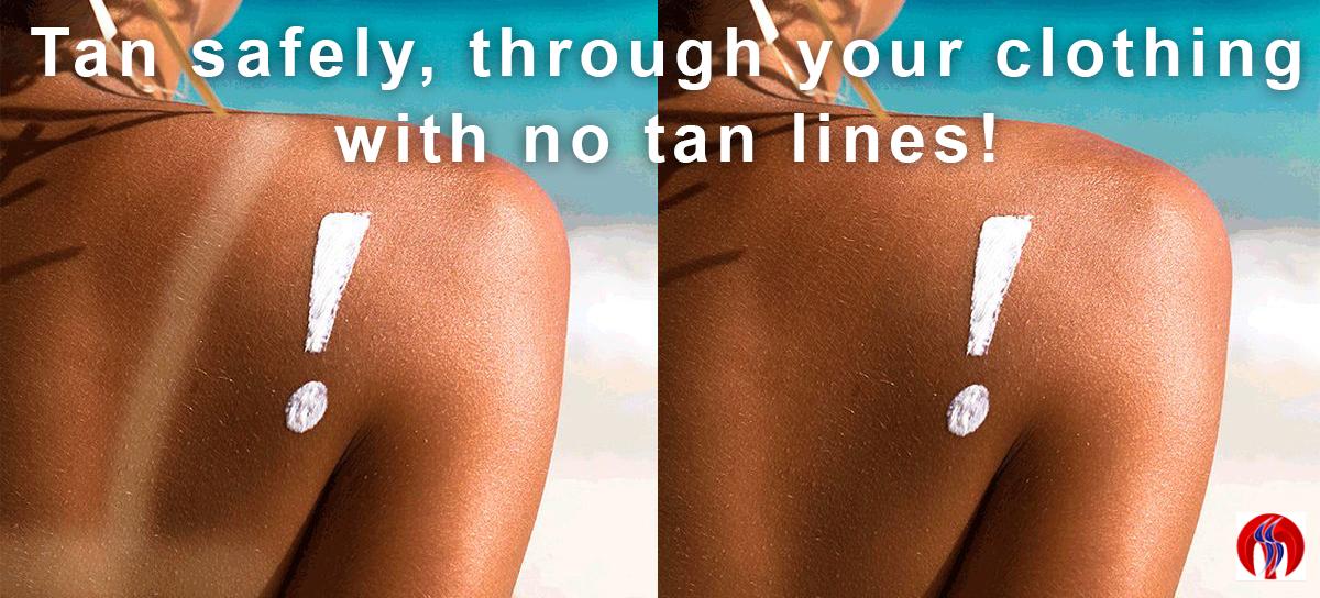 Can Sun thru bikini
