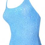 Raindrops - Tan Through - Swimsuit