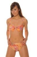 Belize - Straps Tan Through Bikini